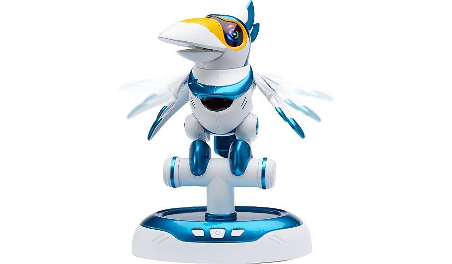 Teksta Toucan Robotic Bird Kids George At Asda