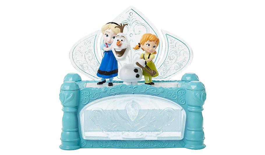 Disney Frozen Jewellery Box | Kids | ASDA Direct