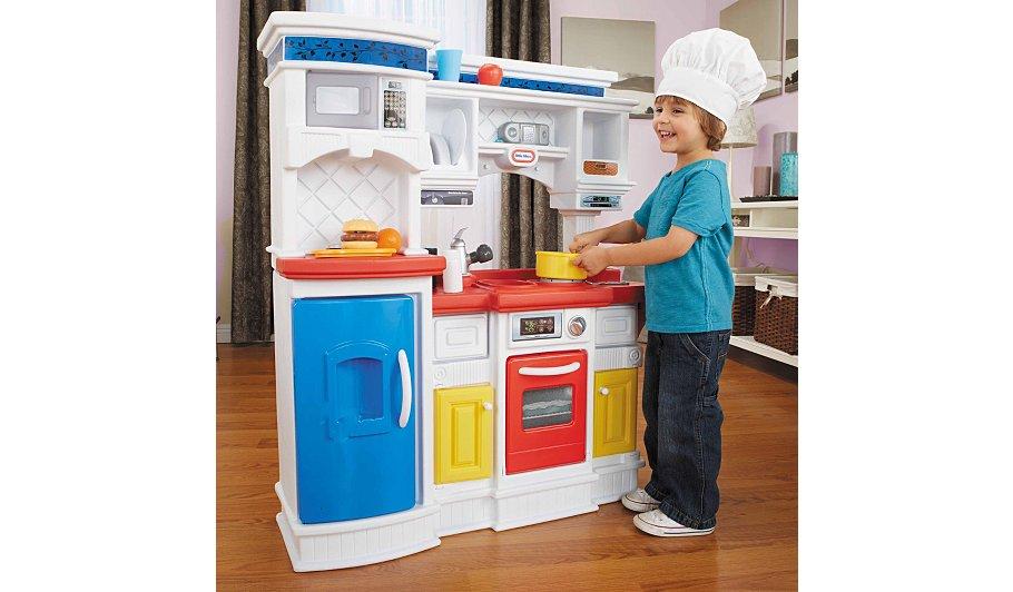little tikes gourmet prep 39 n serve kitchen kids george. Black Bedroom Furniture Sets. Home Design Ideas