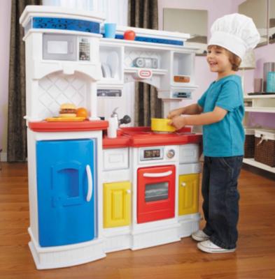 Little Tikes Gourmet Prep u0027n Serve Kitchen | Kids | George at ASDA