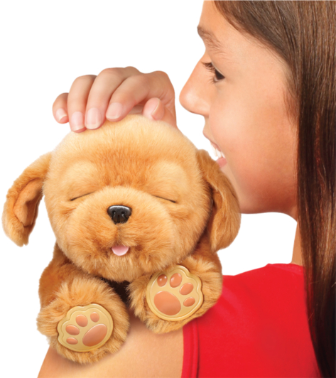 Little Live Pets Snuggle My Dream Puppy Kids George At Asda