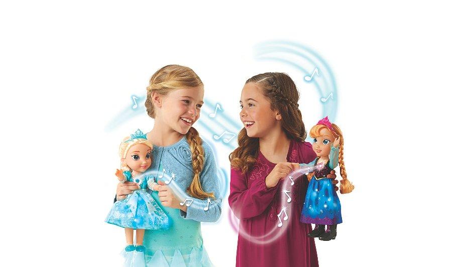 Play Kids Singing Frozen