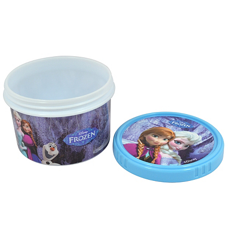 Frozen Round Snack Container | Kids Dining | ASDA direct