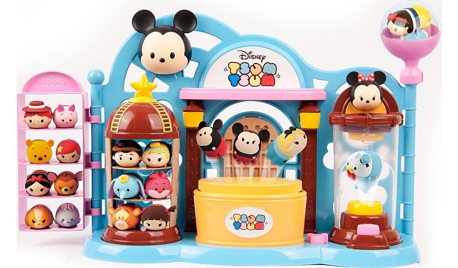 Squishy Toys Asda : Disney Tsum Tsum Playset Kids George at ASDA