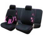 Autocare Car Interior Comfort Pack - Pink