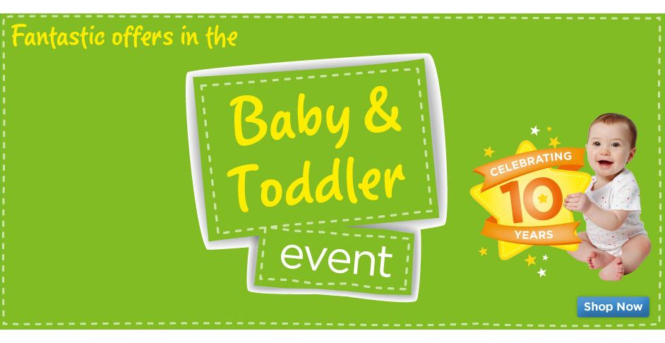The Baby Event at Asda Direct
