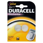 Duracell 2032 Lithium Coin Batteries - 2 Pack