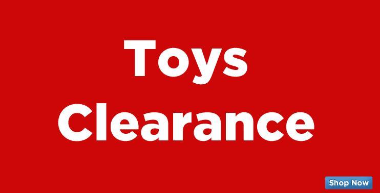 Toys Clearance