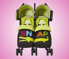 Double & Tandem Pushchairs