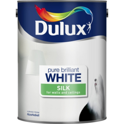 Silk Pure Brilliant White- 5L, Whites
