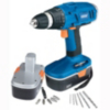 Draper Cordless Rotary Drill and Case main view
