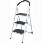 Draper 3 Tread Steel Step Ladder