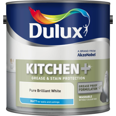 Kitchen Matt Pure Brilliant White- - 2.5L,