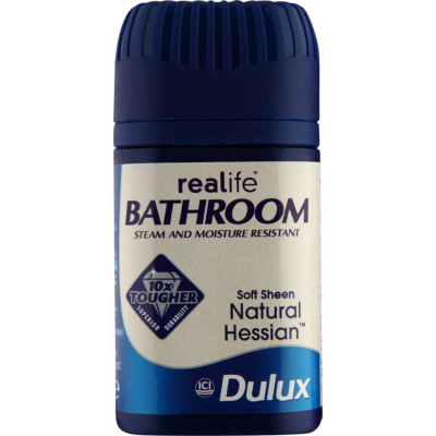 Bathroom Tester Natural Hessian - 50ml,