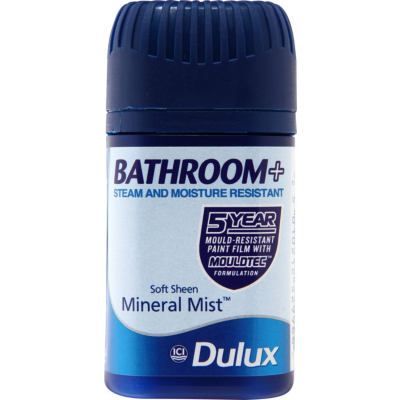 Bathroom Tester Mineral Mist - 50ml, Blues