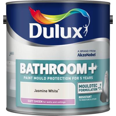 Bathroom Soft Sheen Jasmine White - 2.5L,