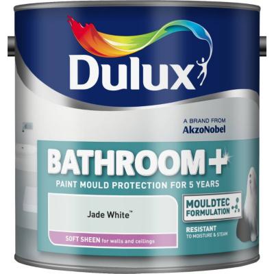 Bathroom Soft Sheen Jade White - 2.5L,