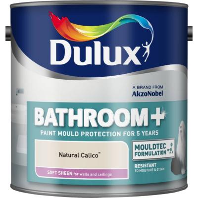 Bathroom Soft Sheen Natural Calico - 2.5L,
