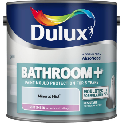 Bathroom Soft Sheen Mineral Mist - 2.5L,