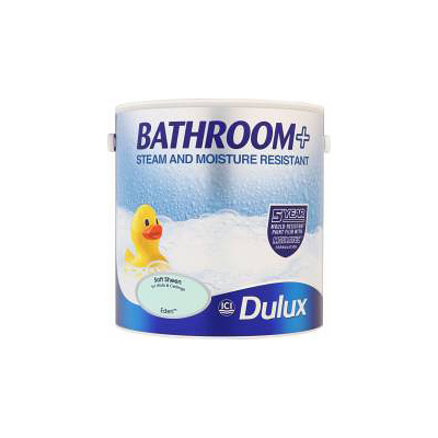 Bathroom Soft Sheen Frosted Steel - 2.5L,