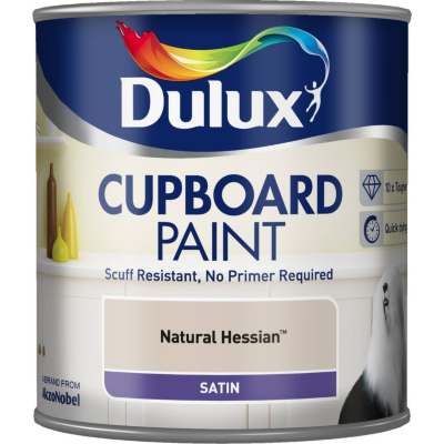Cupboard Paint Natural Hessian - 600ml,