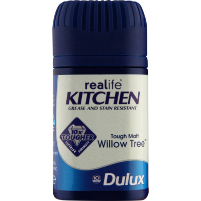 Kitchen Tester Willow Tree - 50ml, Yellows