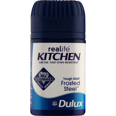 Kitchen Tester Frosted Steel - 50ml, Blues