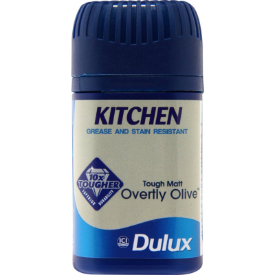 Kitchen Tester Overtly Olive - 50ml,