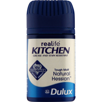 Kitchen Tester Natural Hessian - 50ml,