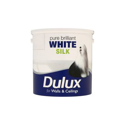 Silk Pure Brilliant White - 2.5L, Whites