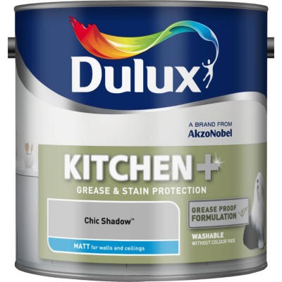 Kitchen Matt Chic Shadow - 2.5L, Blues