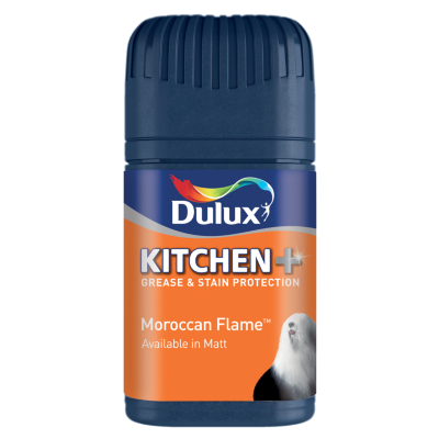 Kitchen Tester Moroccan Flame - 50ml,