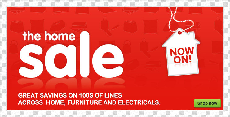 Home Sale - NOW ON!