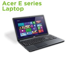 Acer Laptop E series