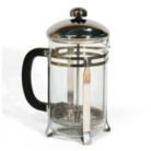 ASDA Stainless Steel 6 Cup Cafetiere