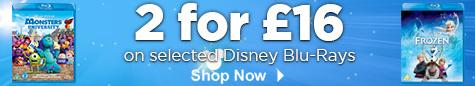 Disney 2 For £16
