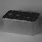 ASDA 50L Flip Lid Storage Box