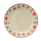 Creative Tops Cupcake Porcelain 4 Piece Side Plate Set