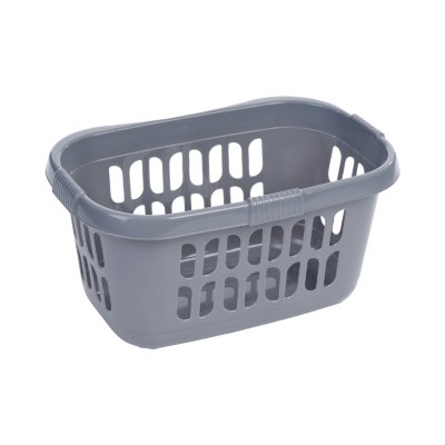 ASDA Silver Laundry Basket