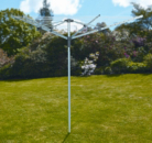 ASDA 4 Arm 40m Rotary Clothes Airer