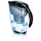BRITA Elemaris Meter Cool Black Water Filter Jug