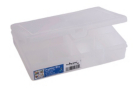 Wham Clear 19 cm Plastic Storage Box