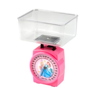 disney princess mini kitchen scales pink childs toy. Black Bedroom Furniture Sets. Home Design Ideas