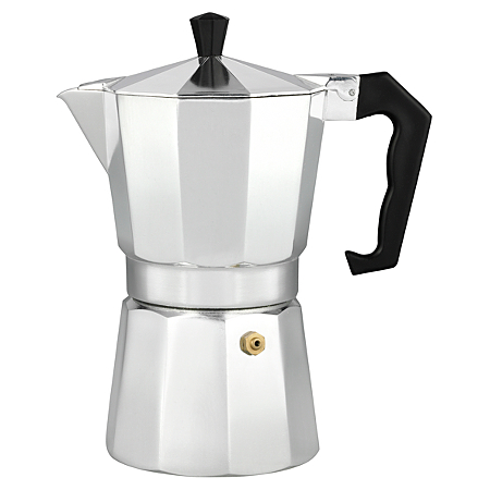George Home Coffee Maker : George Home Stove Top Coffee Maker Utensils & Gadgets ASDA direct