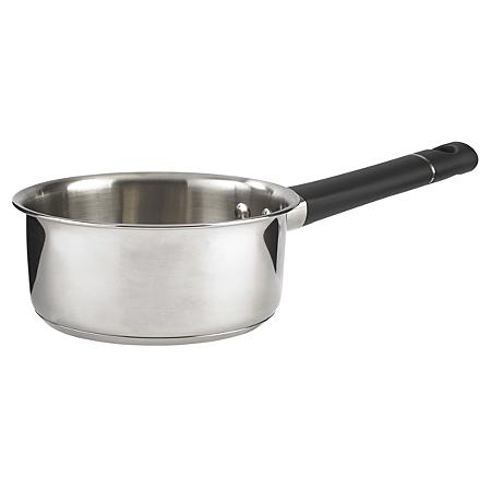 George Home Stainless Steel Milk Pan 14cm Pots Amp Pans