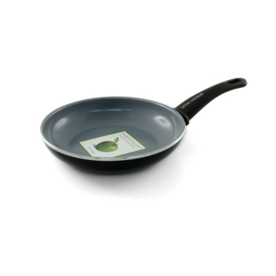 GreenPan Vita Verde Non-Stick Ceramic Frying Pan - 20cm, Grey.