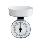 Salter White Kitchen Scales
