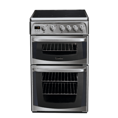 Cannon C50EKX Stainless Steel Keswick Double Oven - Electric - B Rated Energy Efficiency