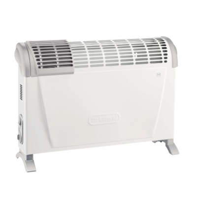 Delonghi HS20/F 2KW TURBO White Convector Heater