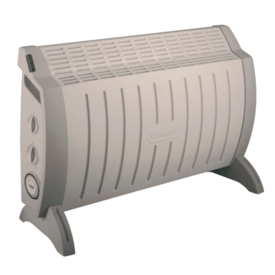 Delonghi HCO630T 3KW TIMER White Convector Heater